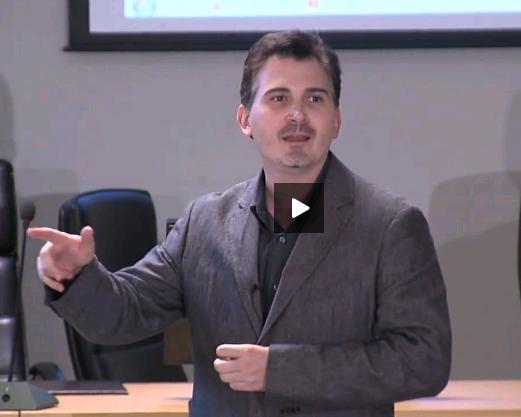 Charla Sergio Montoro Iniciador Galicia Universidad de Vigo