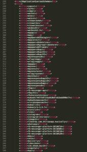 TikTk URL Schemes